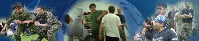 Russian Martial Art Systema Training