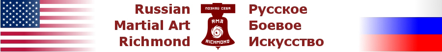 Russian Martial Art Richmond Virginia System School Banner